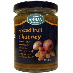 F2504 Spiced Fruit Chutney