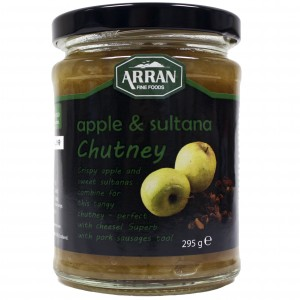 F2506 Apple & Sultana Chutney 295g