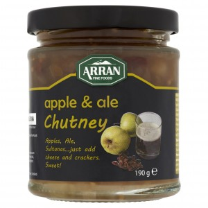 F2550 Apple & Ale Chutney 190g