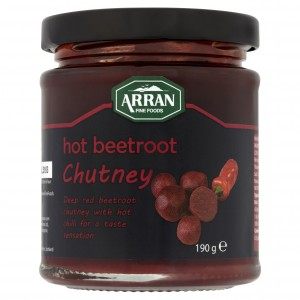 F2551 Hot Beetroot Chutney