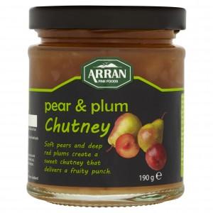 Hot, Sweet Plum Chutney Recipe — Dishmaps
