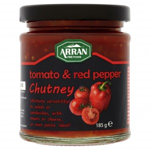 F2559 Tomato & Red Pepper Chutney 185g